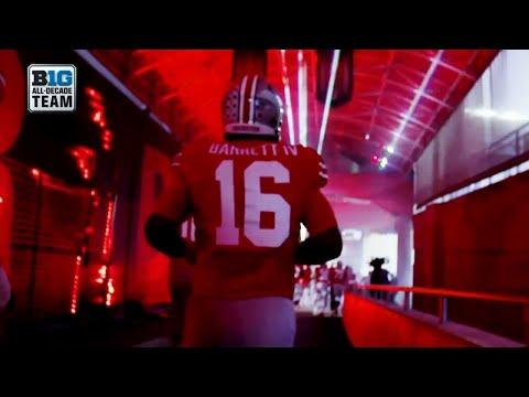 #BTNAllDecade Team Selection: Ohio State QB J.T. Barrett | Big Ten Football