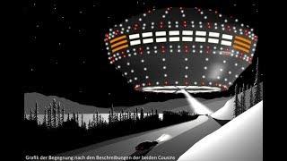 Riesen-UFO über Kanada (11.12.1996 Yukon-Territorium, Kanada)