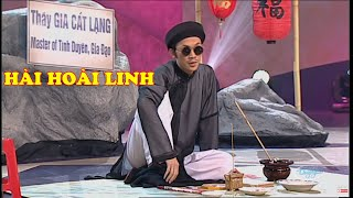 Cười bể bụng với Hoài Linh, Phi Nhung, Chí Tài với thầy Gia Cát Lạng xem quẻ tình duyên, gia đạo