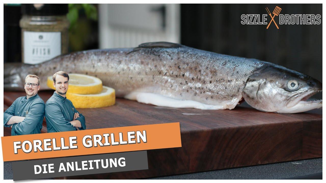 Weber Holzkohlegrill Forelle : Ultimative grillforelle forelle ganz einfach grillen klaus