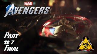 Прохождение Marvel Мстители Часть 7 Мстители Общий сбор, Босс МОДОК