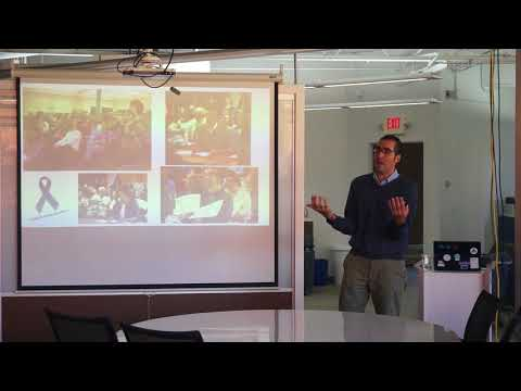 "Paul Mihailidis: ""Civic Media Literacies: Re-Imagining Engagement for Civic Intentionality"""