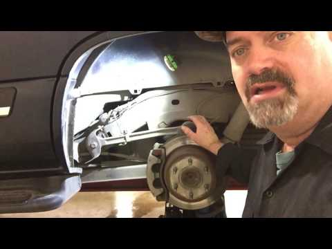 Service Suspension System Message - GM Ride Control Diagnosis
