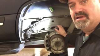 Service Suspension System Message - GM Ride Control Diagnosis