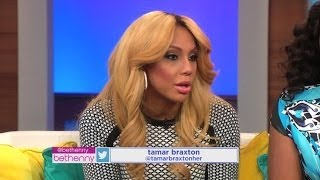 Tamar on Towanda's Boyfriend Kordell: 'I Wouldn't Consider Him a Catch' Mp3
