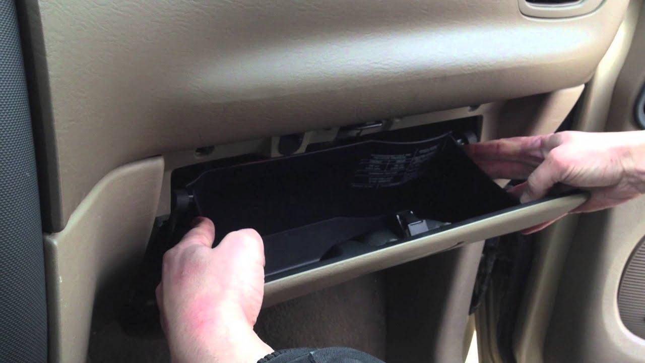 2007 Dodge Caliber Radio Wiring Diagram Phase Blank Template 2001 Caravan Blower Motor Resistor (2001 - 2007) Youtube