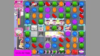 Candy Crush Saga level 1093 No Boosters
