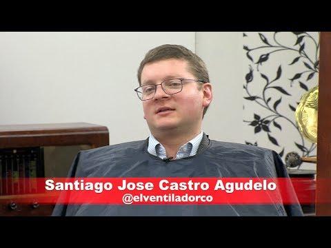 La Barberia con Santiago José Castro - Rector Universidad Gran Colombia