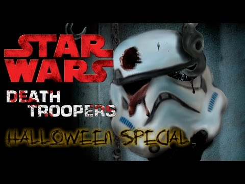 Lego Star Wars Death Troopers - Halloween Special