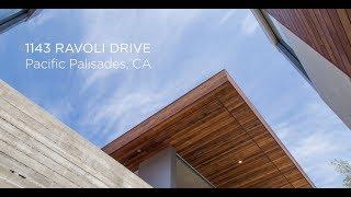 1143 Ravoli Drive, Pacific Palisades | California Modern Masterpiece
