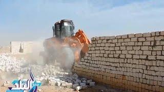 مدير أمن مطروح: سنزيل كافة التعديات على أراضي الدولة بنطاق المحافظة.. فيديو