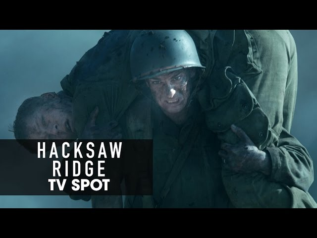 Hacksaw Ridge Video 1