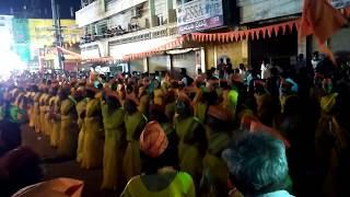 Anna Bandi Sanjay|| hindu ekta yatra||hanuma||jayanthi|kolattam