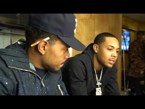 G Herbo - Everything (Remix) ft. Lil Uzi Vert & Chance The Rapper Video [Behind The Scenes]