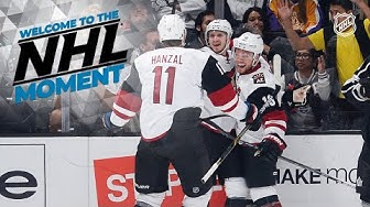Welcome to the NHL Moment: Max Domi