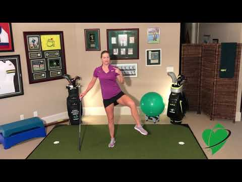 Improve Your Golf Swing and Fitness with the Cardiogolf Exercise -Hip Rotators