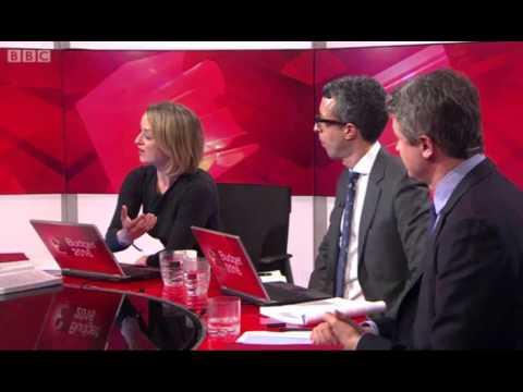 Laura Kuenssberg on 'admirably candid' Rupert Harrison