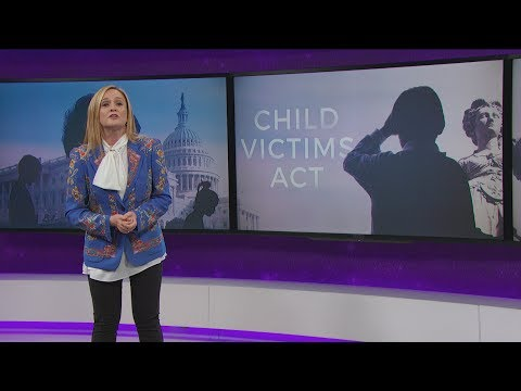 The Child Victims Act | June 21, 2017 Act 2 | Full Frontal on TBS | Full Frontal on TBS