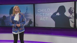 The Child Victims Act | June 21, 2017 Part 2 | Full Frontal on TBS | Full Frontal on TBS