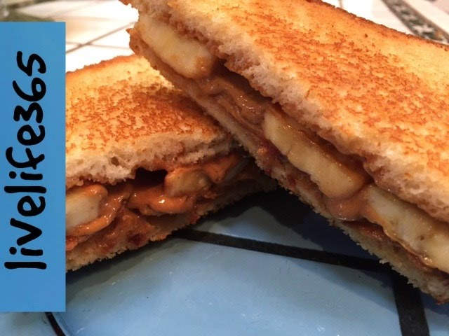 How To Make A Classic Elvis Sandwich Youtube