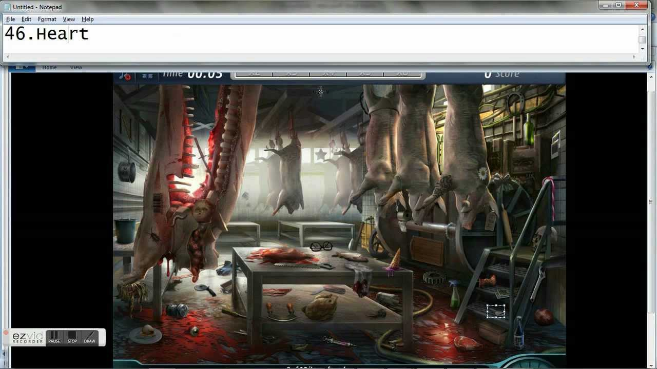 Criminal Case 3 Warehouse All Items Youtube