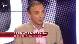 """Eric Zemmour """"Le Daech applique à la lettre l'Islam"""" - CSD"""