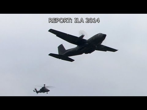 Report: ILA14, Berlin