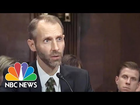 See Trump Judicial Nominee Struggle To Answer Legal Questions!