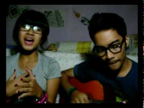 Break Your Heart ( Taio Cruz Cover ) &  Maniac ( Girlicious Cover ) Mash-up by Audrey & Gamaliel