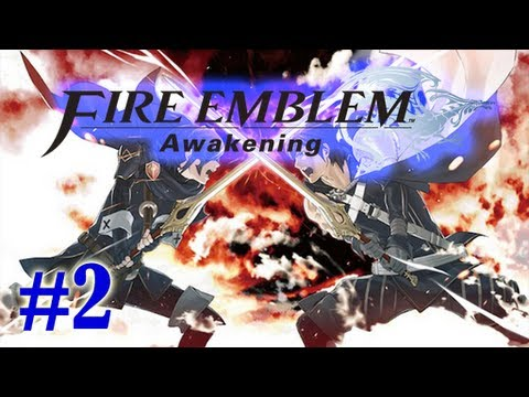 Fire Emblem Awakening Stream: Prologue (Part 2) Casual, MEANS NOTHING! (Lunatic/Casual)