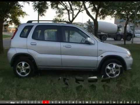 suzuki ignis 1 3 serie especial 4x4 5p 2002 youtube. Black Bedroom Furniture Sets. Home Design Ideas