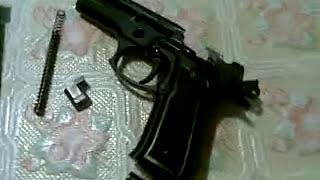 Обзор BLOW Magnum Mod. F92 PA  Фильм 1.