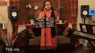 Manasse vyakulamaruthe -Song by George Mathai CPA/ live singing by Tina Joy