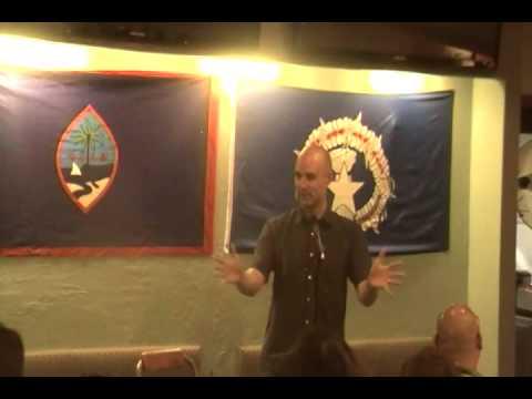 Pacific Island Comedy Night @ Tio Chino