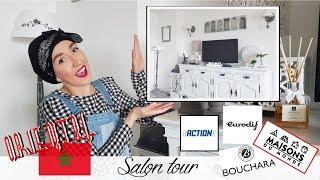 🏠 ROOM TOUR - SALON ORIENTAL // IDEES DECO: MAISONS DU MONDE, ACTION, BOUCHARA, CASA...