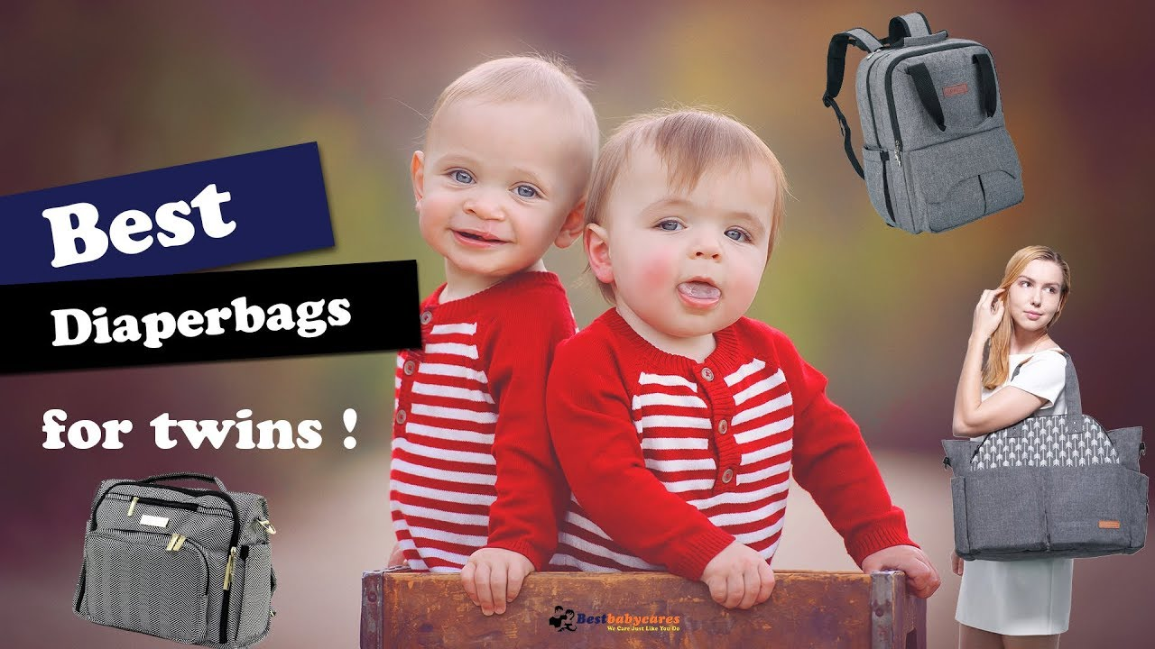 Best Diaper Bag For Twins Perfect Two Kids Multiple Children Backpack Baby Cares