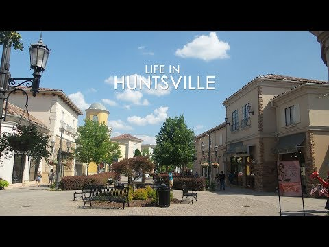 Life In Huntsville 2017 By Phongpat Prompetch