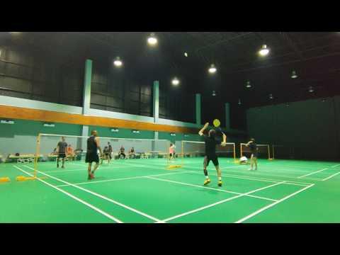 Badminton funny replay EP.71 ( แบดมินตันวันนี้ )