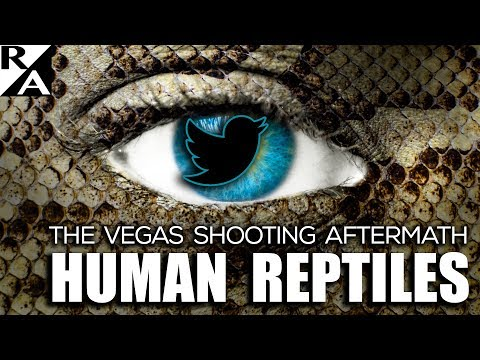Right Angle - The Vegas Shooting Aftermath: Human Reptiles - 10/04/17