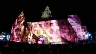 Moguai @ Rathausplatz Recklinghausen 03.11.2015 - Recklinghausen leuchtet 2015