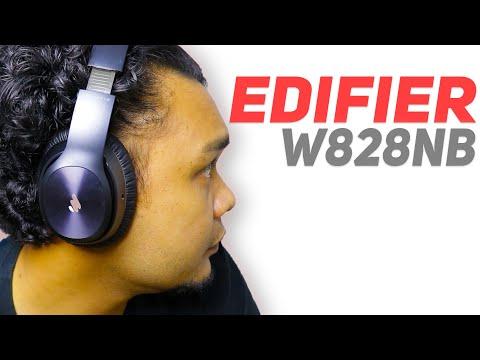 Edifier W828NB : Headphone Murah Dengan Fungsi ANC