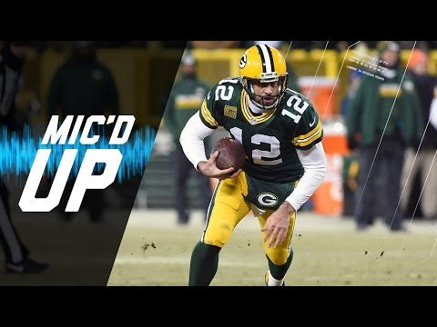 Giants vs. Packers Mic'd Up Wild Card Highlights | NFL Films | Inside the NFL