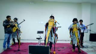GRUPO INAMU ♫ Fuego en los Andes ♫ CONCIERTO EN VIVO FULL HD 2016