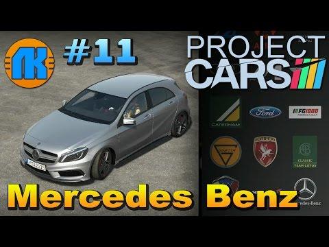 Project CARS \ #11 \ ГОНКИ НА Mercedes Benz \ G27 \ СКАЧАТЬ ПРОДЖЕКТ КАРС !!!