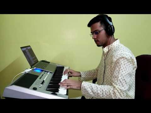 tum-hi-aana---marjaavaan-|-piano-(keyboard)-cover