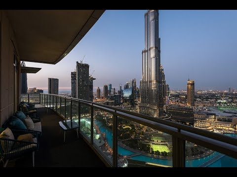 The Residence Tower Penthouse, Downtown, Dubai, UAE | Gulf Sotheby's International Realty