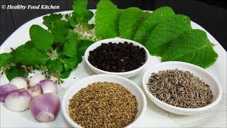 Gambar cover Home Remedies for Cold-Cough & Asthma-Natural Home Remedies for Cough & Cold By Healthy Food Kitchen