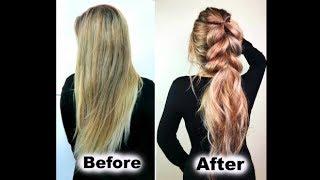 My Hair Transformation in LA!