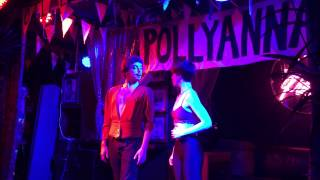 Impermanence Dance Theatre at Pollyanna, Edinburgh 23.08.2015