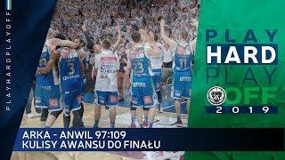 #78 Kulisy awansu do finału   Arka Gdynia   Półfinał Play-off